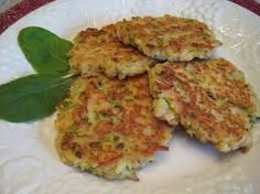 You don't have to wait until Chanuka to make these leek latkes!