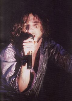 Dave Gahan during Devotional