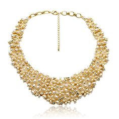Fun Daisy New Design Jewelry Vintage Flower Retro Fashion Necklace ** Read more  at the image link.