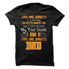 LTD TYPE ONE DIABETES DAD T-Shirts, Hoodies. ADD TO CART ==►…