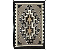 Holiday gift ideas for the traveler: Native American Vintage Navajo Two Grey Hills Weaving, c. Native American Crafts, Native American Fashion, Holiday Gift Guide, Holiday Gifts, Desert Flowers, Indian Rugs, Paradise Valley, Through The Looking Glass, Craft Items