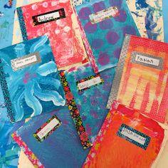 Cassie Stephens: In the Art Room: Sketchbooks for Kids!