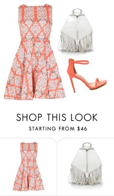 """""""Untitled #249"""" by kenzie-raye13 on Polyvore featuring Izabel London and Rebecca Minkoff"""