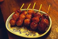 Japanese skewers recipe: the easy recipe - Plancha barbecue - Asian Recipes Cooked Chicken Recipes, Meat Recipes, Indian Food Recipes, Asian Recipes, Cooking Recipes, Tapas, Food Porn, Easy Chinese Recipes, Ribs