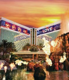 Welcome to where dreams come to play. Since day one, The Mirage has transformed the modern Las Vegas experience, and we'll never stop bringing you the best in entertainment, dining, hotel luxury and nightlife. Whether you're enjoying a grand Las Vegas escape, a vacation with friends and family, or a business function, we're here to enrich your stay. From royal white tigers to a private oasis and an active volcano to The Beatles™ LOVE™, it's all right here at the center of the Strip! Discover…