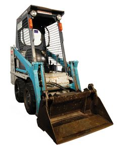 Skid Steer Loader - Mini