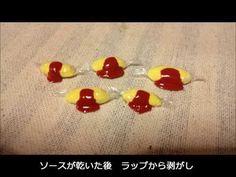 紙粘土できのこの山作ってみた。Polymer Clay Tutorial. Kinokonoyama. 지점토 - YouTube