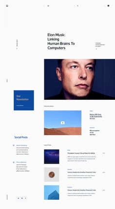 Website and identity design for financial firm Web Design Trends, Design Websites, Web Design Grid, Web Design Mobile, News Web Design, Minimal Web Design, Web News, Flat Design, News Blog