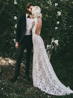 Mermaid High Neck Backless Long Sleeves Lace Beach Wedding Dresses, TYP1415 The dress is fully lined, 4 bones in the bodice, chest pad in the bust, lace up back or zipper back are all available, total 126 colors are available. This dress could be cust