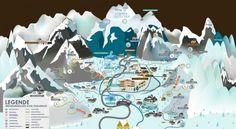 Skifahren & Winterwandern in der Bergsportwelt Stubaital New Pins, Ski, Mountains, Vacation