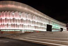 U Arena | Atelier Christian de Portzamparc