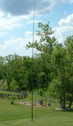 S9v43 Antenna 80-6 meter vertical