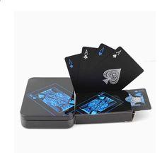 Boîte-Gaming Merch Console Playstation jeu cartes poker cartes deck Set