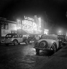 Restaurant La Coupole, Paris,1930, photo by Pierre Jahan via kvetchlandia