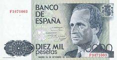 1000 p, 1985 Coca Cola, Foto Madrid, Classical Art, European History, Money Management, Forex Trading, Nostalgia, Retro, World