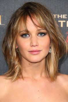 Love the cut. It may be too blonde for me @Christina Riddell you could be Jen!!!