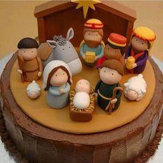 Feliz Natal!!! ✨✨. Navidad. Portal de Belén