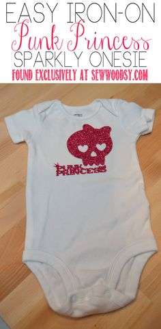 Can be made with SuperGlitter Heat Transfer Vinyl!