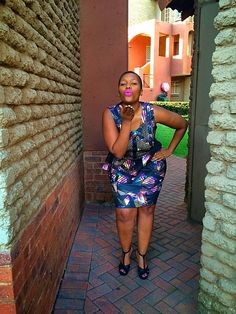 Noluthando's Style Edit // Miss Attitude | Inside City Chic - Women's Plus Size Fashion City Chic - City Chic Your Leading Plus Size Fashion Destination #citychic #citychiconline #newarrivals #plussize #plusfashion
