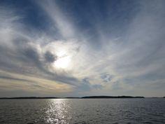 Merimasku 2013 Clouds, Sky, Celestial, Sunset, Outdoor, Heaven, Outdoors, Heavens, Sunsets