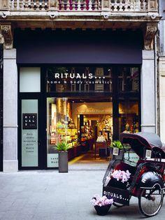 Rituals ouvrira sa première boutique française dans le Marais à Paris - Actualité : Beauté (#470295)