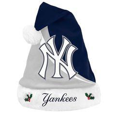 New York Yankees Santa Hat - 2013 Swoop Logo
