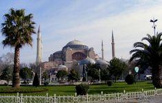 Aya Sofya or Hagia Sophia, #Istanbul
