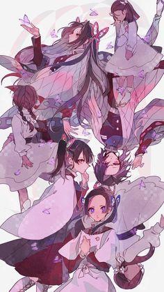Kimetsu no Yaiba (Demon Slayer) Image - Zerochan Anime Image Board Demon Slayer, Slayer Anime, Anime Angel, Anime Demon, Manga Art, Anime Art, Chica Anime Manga, Demon Hunter, Anime Characters