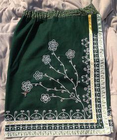Green Skirt by *Aweyo Designs*