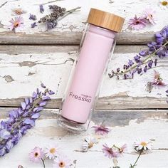 Enjoy your favourite smoothie with a flask that's great for on the go or staying at home. Shop the flask at The Organic Project. Raw Protein, Protein Bars, Raw Bliss Balls, Glass Flask, Superfood Powder, Strawberry Smoothie, Crazy Socks, No Plastic, Have You Seen