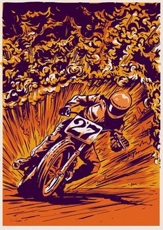 Ottonero Cafe Racer: Death by roadkill