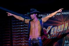 """This film image released by Warner Bros. shows Matthew McConaughey in a scene from """"Magic Mike."""" (AP Photo/Warner Bros., Claudette Barius)"""