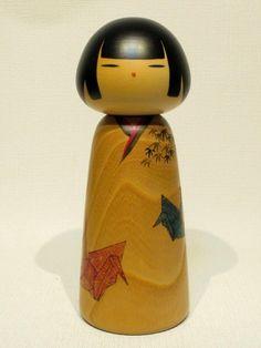 Sousaku Kokeshi  Japanese doll