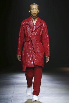 Kenzo Menswear Fall Winter 2016 Paris