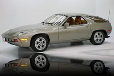 """Tom Cruise 1979 Porsche 928 Fetches at $49,000 - """"There Is No Substitute"""" - Risky Business"""