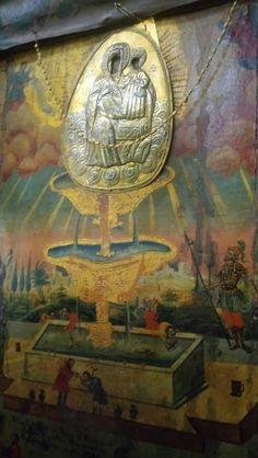 Monastery of Pantanassa Orthodox Icons, Virgin Mary, Our Lady, Christianity, Den, Catholic, Religion, Painting, Icons