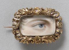 Philadelphia Museum of Art - Collections Object : Portrait of a Man's Right Eye