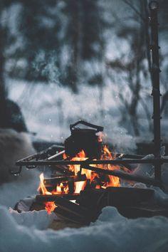 Kampvuur op Nederlandse kampeerterreinen Campingtrend
