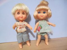 """Howard """"Biff"""" Boodle and Greta Griddle"""