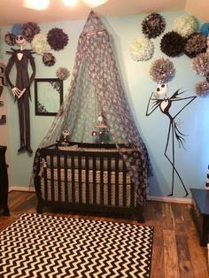 My Nightmare Before Christmas Nursery