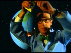 Bill Nye The Science Guy - Comets and Meteors