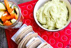 Super-charge your hummus with avocado and moringa for a creamy green dip perfect for accompanying crackers or crudités.   http://aduna.com/blogs/recipes/16036724-moringa-avocado-hummus