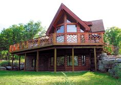 House Plans - Carlyle - Linwood Custom Homes