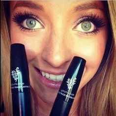 Younique mascara! My link to order https://www.youniqueproducts.com/RobinPowers/party/1187514/view