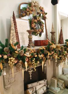It's amazing how much you can add to a garland