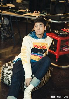 Chanwoo #iKon #MY TYPE #PHOTOSHOOT © GENIE