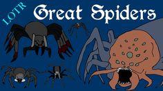 Focus: Great Spiders (LOTR)