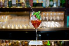 A Basil and Strawberry Cocktail Recipe --> http://www.hgtvgardens.com/recipes/a-refined-british-cocktail-recipe?soc=pinterest