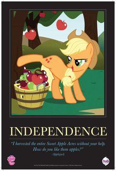 Apple Jack- apple toss game