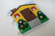 Daisy Lane Dolls Quiet Book Pattern Busy Book by CopyCrafts Diy Quiet Book, Quiet Books, Book Libros, Quiet Book Patterns, Felt Books, Travel Toys, Busy Book, Embroidery For Beginners, Sewing Basics